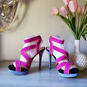 Jessica Simpson Evangela Strappy Sandals